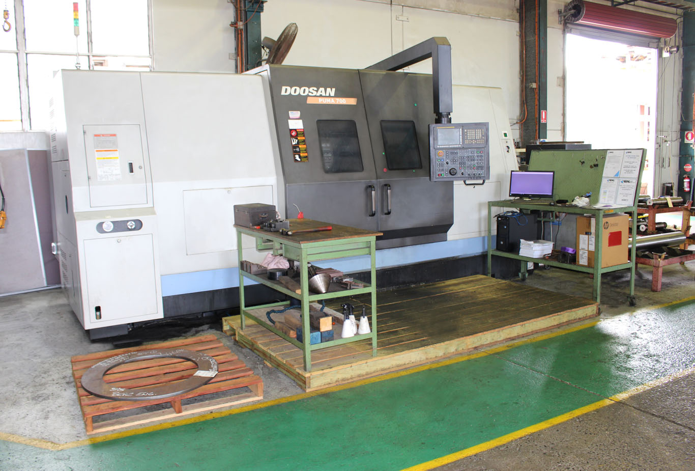 Berg Engineering CNC