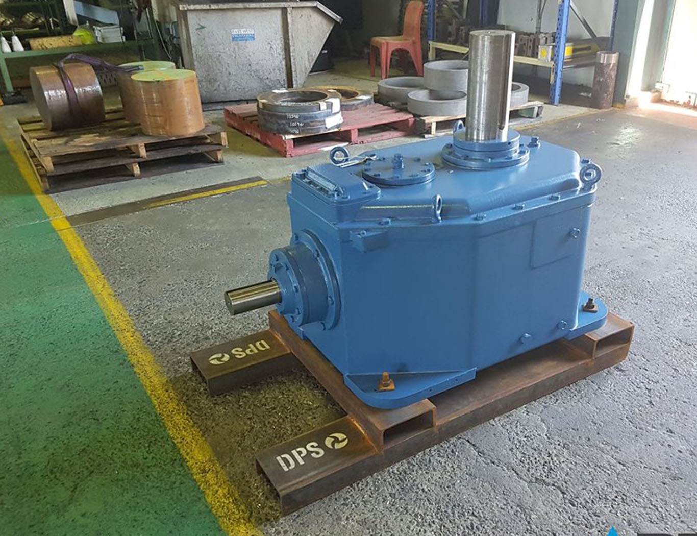 Berg Engineering Gear Box 1