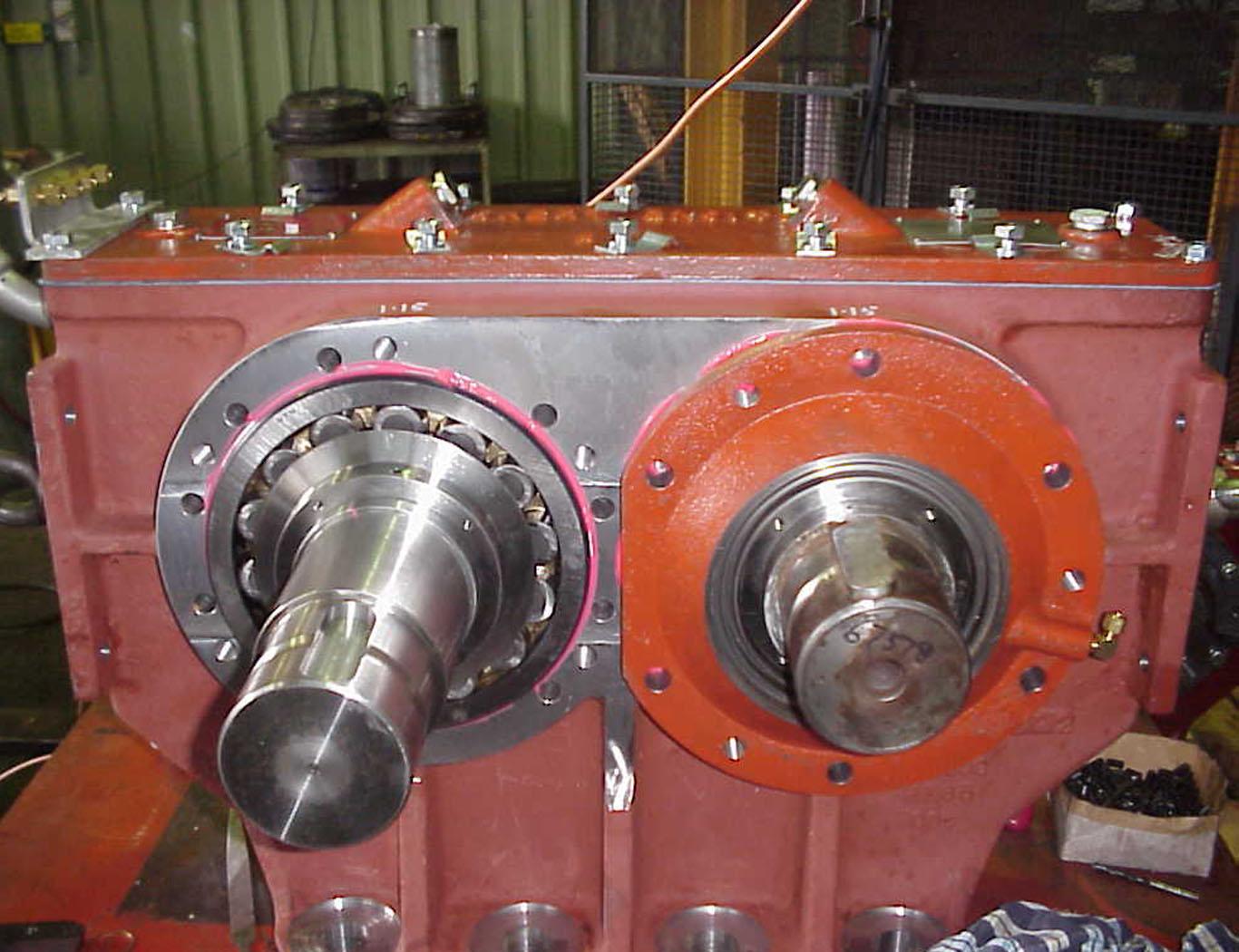 Berg Engineering Gear Box 2