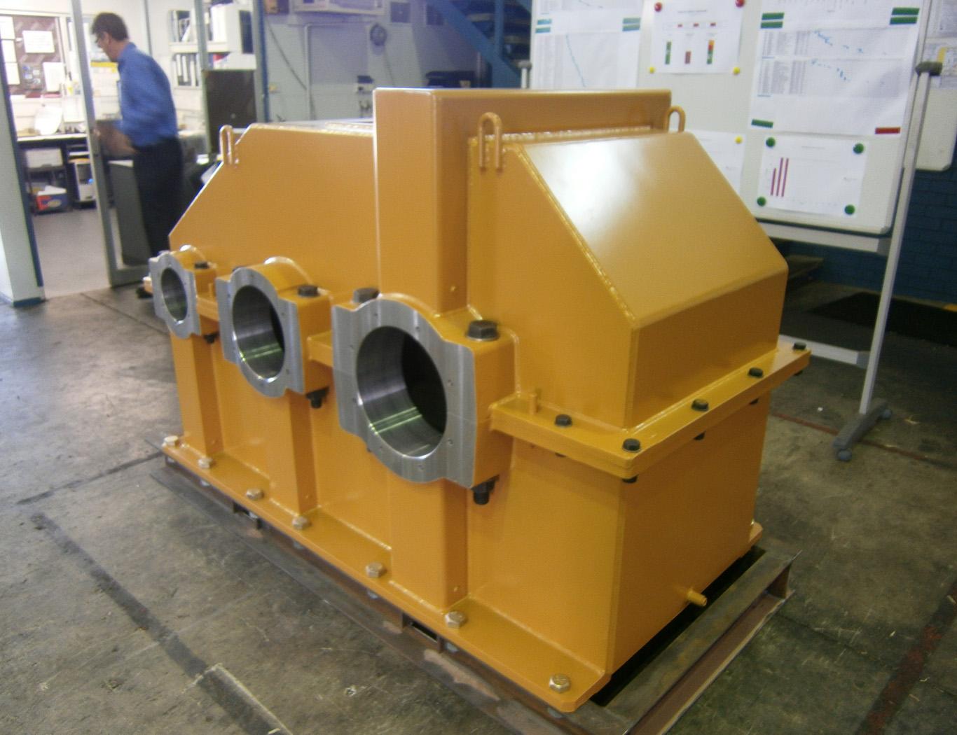 Berg Engineering - Gearbox